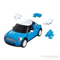 Eureka Mını Cooper - Mavi