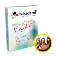 11. Sınıf Tüm Dersler Online Görüntülü Eğitim Seti