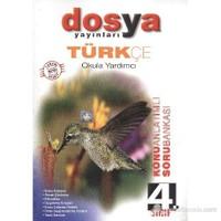 Dosya 4. Sınıf Türkçe Konu Anl. Soru Bankası