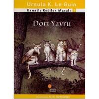 Kanatlı Kediler Masalı - Dört Yavru (1, 2, 3. Sınıflar)