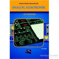 Meslek Yüksek Okulları İçin Analog Elektrik