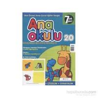Anaokulu Sayı: 20 Anne-Çocuk Eğitim Dergisi