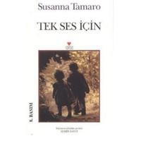 Tek Ses İçin-Susanna Tamaro