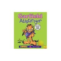 Garfield Atıştırıyor