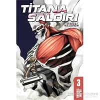 Titana Saldırı 3 - Hajime İsayama