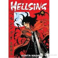 Hellsing 4 - Kohta Hirano
