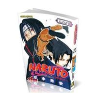 Naruto 25 İtaçi Ve Sasuke - Masaşi Kişimoto
