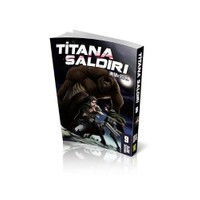 Titana Saldırı 9-Hajime İsayama