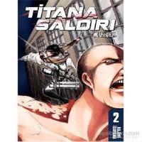 Titana Saldırı 2