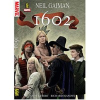 1602 - Neil Gaiman