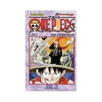 One Piece 4. Cilt Kara Kedi Korsanları