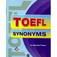Toefl Synonyms - Alpaslan Yılmaz