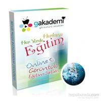 YGS Kimya Online Görüntülü Eğitim Seti