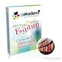 YGS Türkçe Online Görüntülü Eğitim Seti