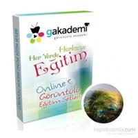 YGS Coğrafya Online Görüntülü Eğitim Seti