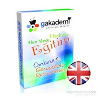 Pratik İngilizce Orta Düzey Online Görüntülü Eğitim Seti