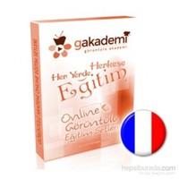 10 Saatte Pratik Fransızca Online Görüntülü Eğitim Seti