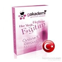 Pratik Yabancılar İçin Türkçe Online Görüntülü Eğitim Seti