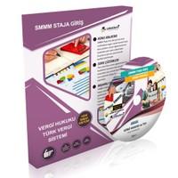 Görüntülü Akademi Smmm Staja Giriş Vergi Hukuku Eğitim Seti 2 Dvd