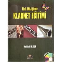 Türk Müziğinde Klarnet Eğitimi DVD'li