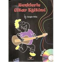Renklerle Gitar Eğitimi Dvd'Li