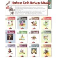 Herkese Tarih Herkese Mitoloji Set - 1 (12 Kitap)