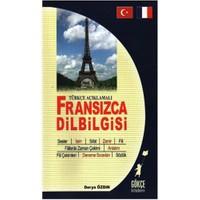 Fransızca Dilbilgisi - Türkçe Açıklamalı