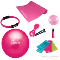Delta Ultimate New Collection Deluxe Pilates Seti - UNC
