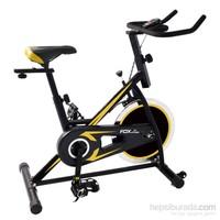 Fox Fitness Gala Spin Bike Dikey Kondisyon Bisikleti