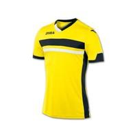 Joma 100236.901 T-Shirt Galaxy Yellow Black Erkek Formalar