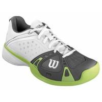 Wilson Rush Pro Men Green/Grey Erkek Tenis Ayakkabıları