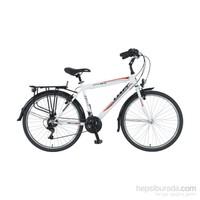 Ümit 2606 City Bike 26 Jant Erkek Şehir Bisikleti (Beyaz)
