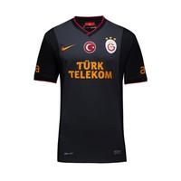 Nike 544884-011 Galatasaray Away Stadium 2013-2014 Yetişkin Maç Forması