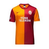 Nike 544887-869 Galatasaray Home Stadium 2013-2014 Yetişkin Taraftar Forması