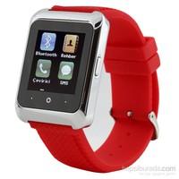 Polo Smart One Akıllı Saat Kırmızı - POLO-003