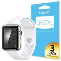 Spigen Apple Watch Ekran Koruyucu Lcd Crystal Cr (38Mm) 3 Adet - 11482