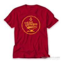 ultrAslan Sen Şampiyon Olacaksın! Kırmızı Tshirt