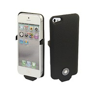 Microsonic iPhone 5/5s Şarjlı Kılıf Siyah (2500 mAh)