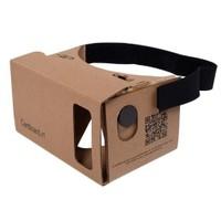 """Calibrex Google Cardboard 3,5""""- 6"""" Vr 3D Sanal Gerçeklik Gözlüğü"""