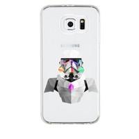 Remeto Samsung Galaxy Note 5 Transparan Silikon Resimli Star Wars