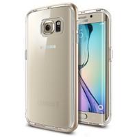 Spigen Samsung Galaxy S6 Kılıf Neo Hybrid CC Champagne Gold - 11510