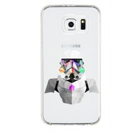 Remeto Samsung Galaxy S3 Mini Transparan Silikon Resimli Star Wars