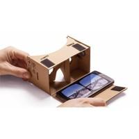 Vr Google Cardboard Vr 3D Sanal Gerçeklik Gözlüğü