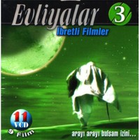 Evliyalar 3 (9 Film - 11 VCD)