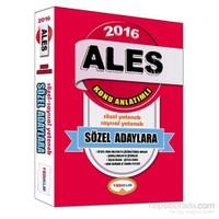 2016 Ales Konu Anlatımlı Sayısal Sözel Yenetek Sözel Adaylara