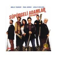 Süpürgeli Adamlar (Man With Brooms) ( VCD )