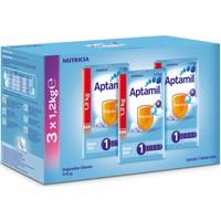 Aptamil 1 Bebek Sütü 1200 gr - 3'lü