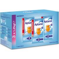 Aptamil 2 Devam Sütü 1200 gr - 3'lü