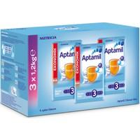 Aptamil 3 Devam Sütü 1200 gr - 3'lü