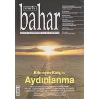 Berfin Bahar Aylık Kültür, Sanat ve Edebiyat Dergisi Sayı : 121